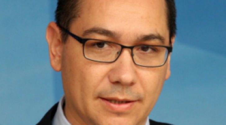 Ponta: Sper să nu se supere Iliescu și Năstase, dar 2012 e anul cu rezultatul cel mai spectaculos