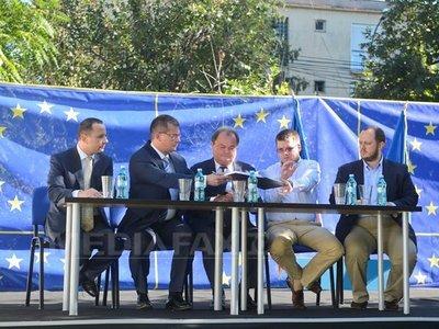 Liderii ARD au stabilit unde vor candida: Blaga în Timiş, MRU şi Pavelescu în Bucureşti