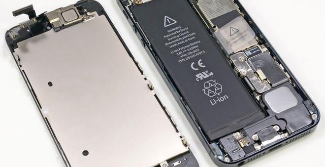 Ce se ascunde în interiorul lui iPhone 5