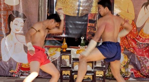 Muay Boran – Arta Regilor Thailandezi