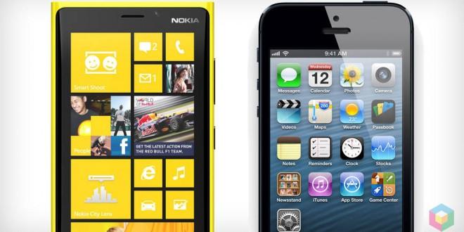 La ce capitol este Nokia peste Apple în prezent