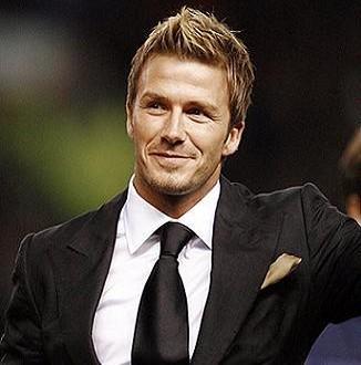 David Beckham ia lectii de fotografie