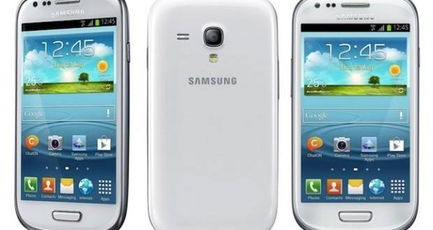 Samsung prezinta Galaxy S III mini, un smartphone cu ecran cat cel de la iPhone 5. SPECIFICATII complete