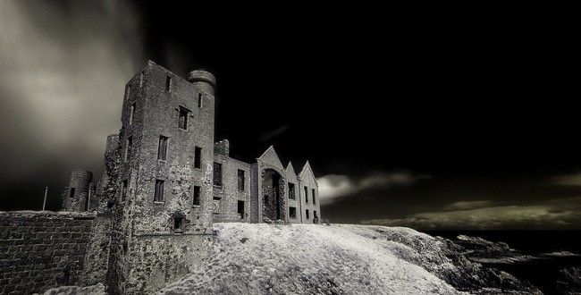 Castelul lui Dracula este bantuit: exista si dovada!