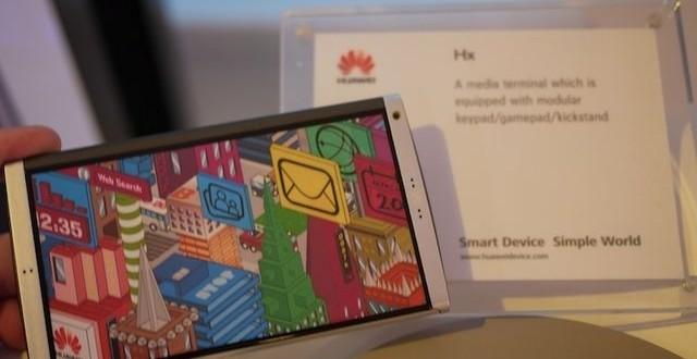 Huawei confirmă că va lansa un rival pentru Galaxy Note II