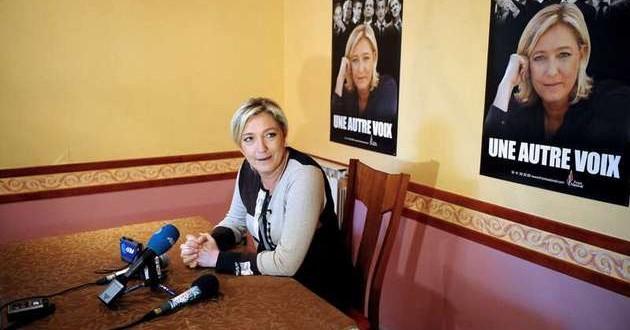 Marine Le Pen cere referendum pe tema iesirii Frantei din UE