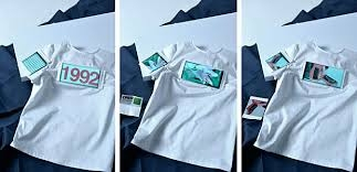 L-shirt, tricoul interactiv