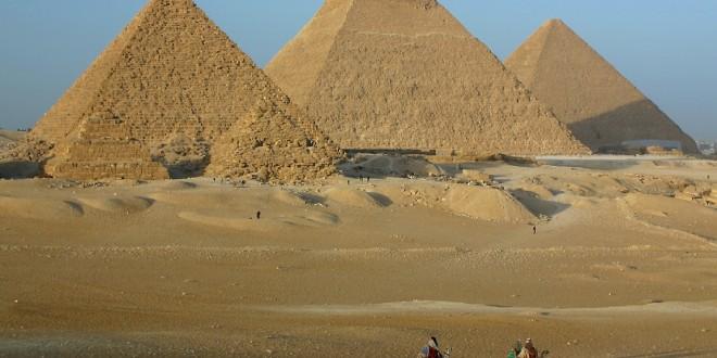 Secrete ale construirii piramidelor din Egipt descifrate dupa milenii