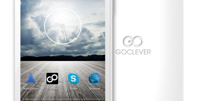 GoClever Quantum 4 – smartphone dual-SIM ieftin cu ecran IPS şi sistem Android 4.2