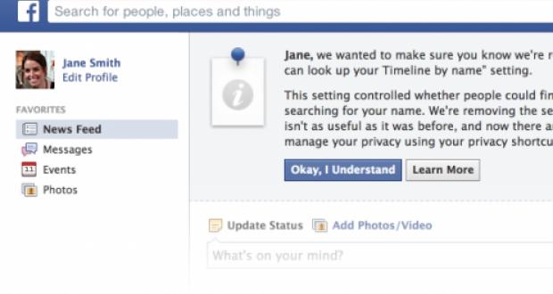 Schimbare la Facebook: Ce nu mai poţi face, începând de vineri