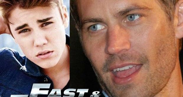 Justin Bieber l-ar putea inlocui pe Paul Walker in Fast and Furious