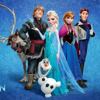 Frozen Disney - Regatul Inghetat 2013