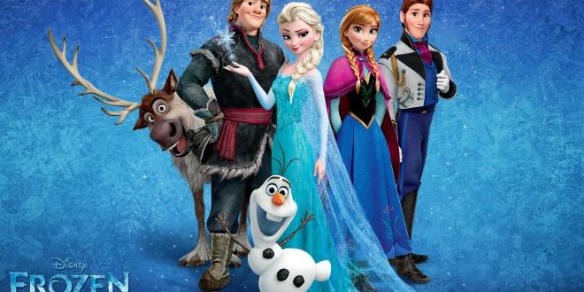 Frozen (Regatul Înghețat) 2013 – Online