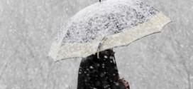 CODUL PORTOCALIU de ninsori pentru 10 județe și București s-ar putea transforma în COD ROȘU