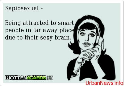 Sapiosexualii sunt atât de inteligenţi, că nu ştiu ce vor să f*tă (18+)