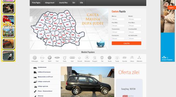 Anunturi auto gratuite , Autodel.ro